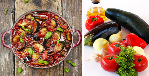 The Classic Yet Mouth-Watering Ratatouille