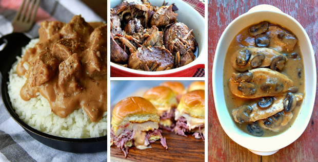 25 Of The Most Popular Crock Pot Dishes Ever!