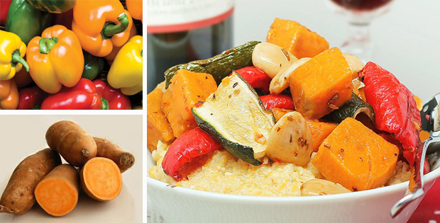 How To Cook The Best Slow Cooker Roasted Vegetables