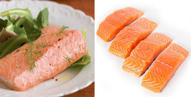 Simple And Classy Poached Salmon Recipe