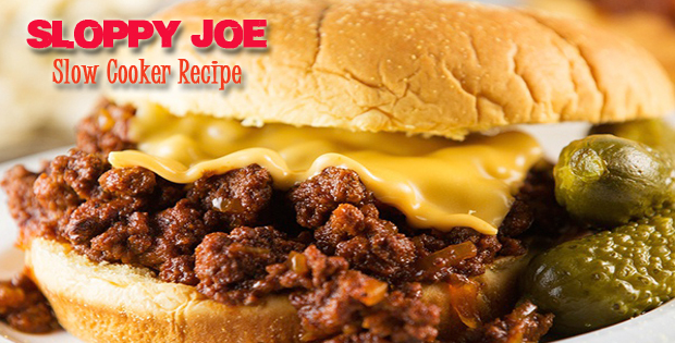 The Most Lip-smacking Slow Cooker Sloppy Joes Recipe