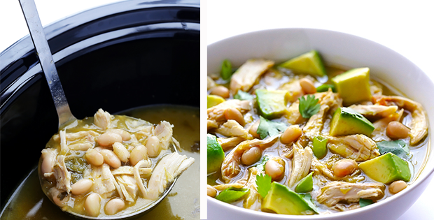 The Most Effortless White Chicken Chili Dish