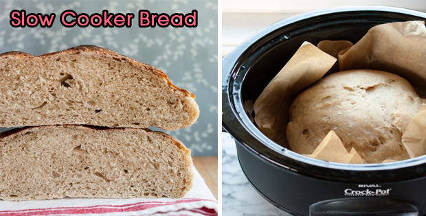Make The Perfect Bread From A Slow Cooker