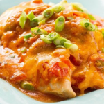 Simply Irresistible Slow Cooked Creamy Salsa Chicken