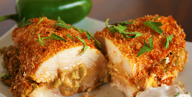 Turn Up The Heat With These Smokin' Jalapeno Chicken Breasts