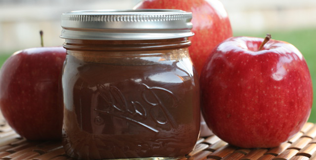 Making The Best Apple Butter In A Slow Cooker