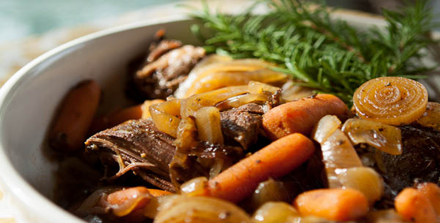 The Most Scrumptious Slow Cooked Pot Roast