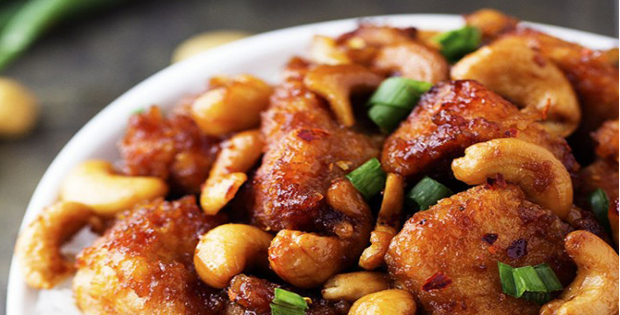 Slow Cooker Cashew Chicken Better Than Take Out