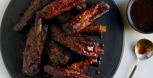 Restaurant Style Slow Cooker Chinese Spareribs
