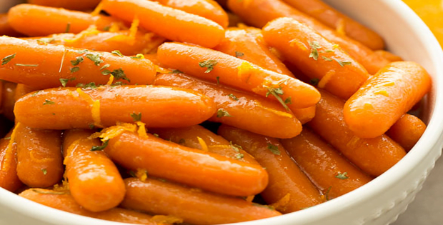 A Kick Ass Slow Cooker Honey Orange Glazed Carrot Dish
