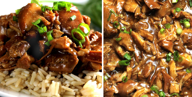 Try This Sweet And Super Tender Crock Pot Bourbon Chicken [VIDEO]