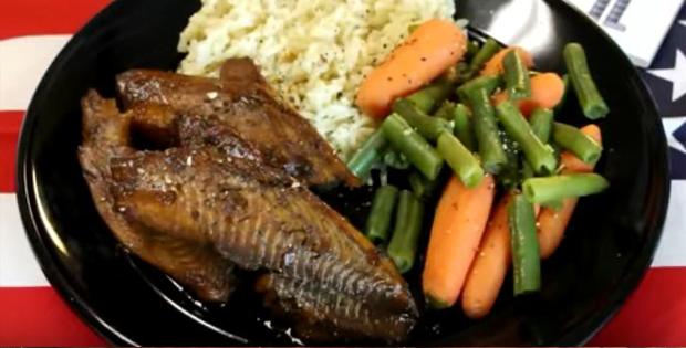 An Extremely Easy-To-Prepare Teriyaki Fish Recipe Slow Cooker [VIDEO]