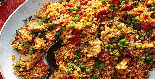 A Classic Spanish Paella Slow Cooked To Flawlessness [VIDEO]