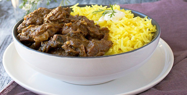 An Aromatic And Scrumptious Slow Cooker Lamb Curry [VIDEO]