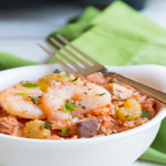 Slow Cooker Jambalaya For Your Very Busy Days