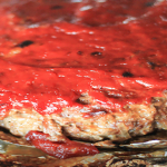 An All-American Classic Slow Cooker Meatloaf