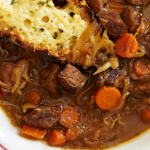 Slow Cooker French Onion Beef Stew
