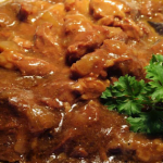 Slow Cooker Sweet Lamb Curry